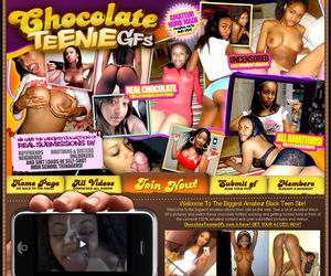 Chocolate Teenie Gfs - Welcome To The Biggest Amateur Black Teen Site!
